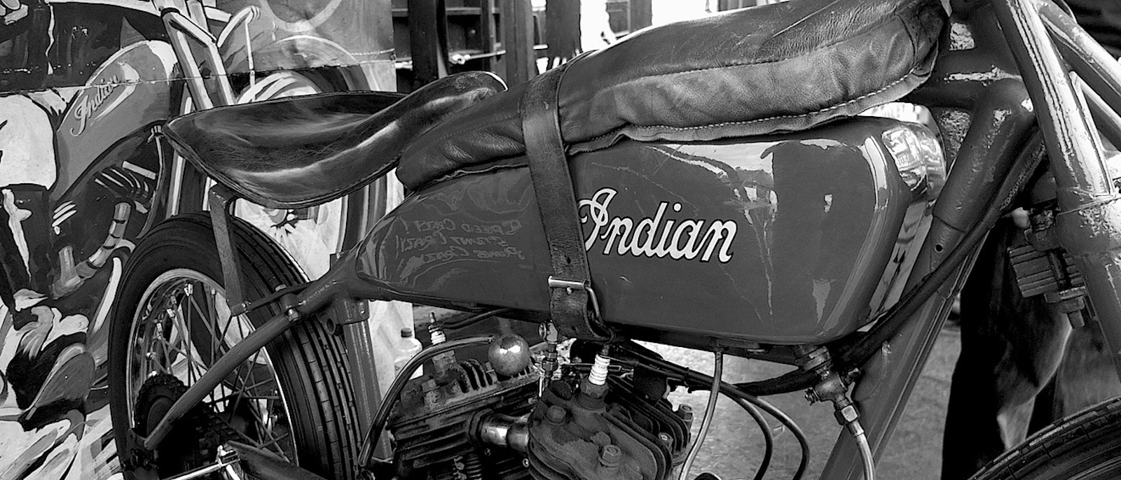 indian bally bike